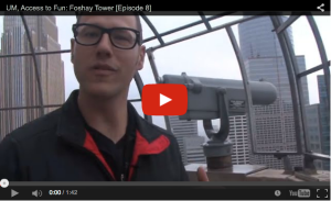 UM, Access to Fun #8: Foshay Tower [Episode 8]