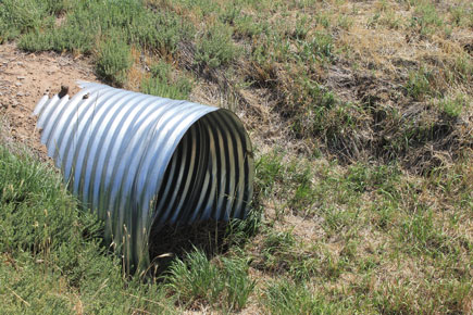 Choosing Cost Effective Culverts Using Service Life Maps